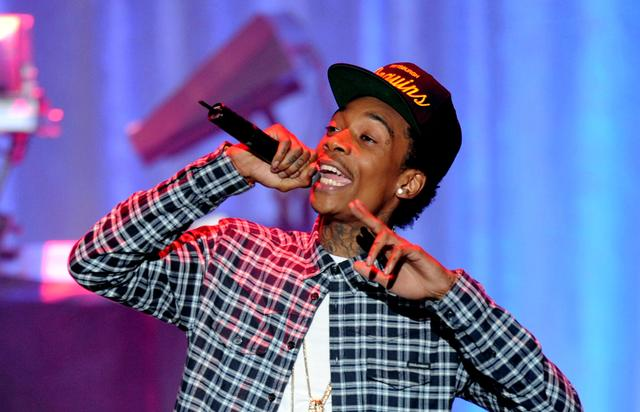 Wiz Khalifa in 2011
