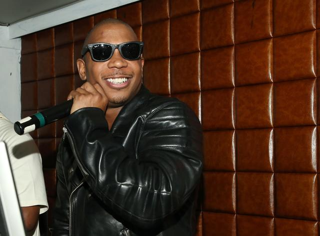 Ja Rule at his reality show premiere party