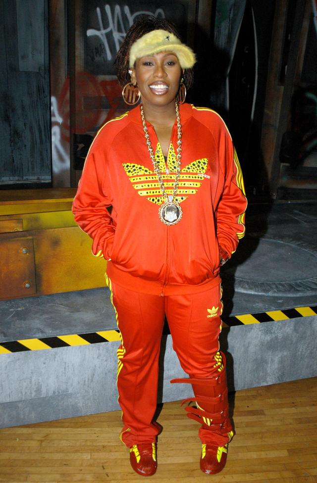 Missy Elliott 30th American Music Awards - Backstage & Party