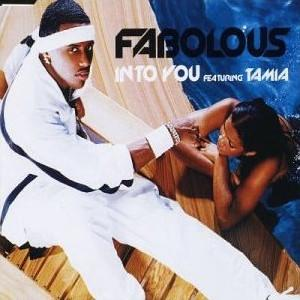 "Fabolous ""So Into You"" cover art"