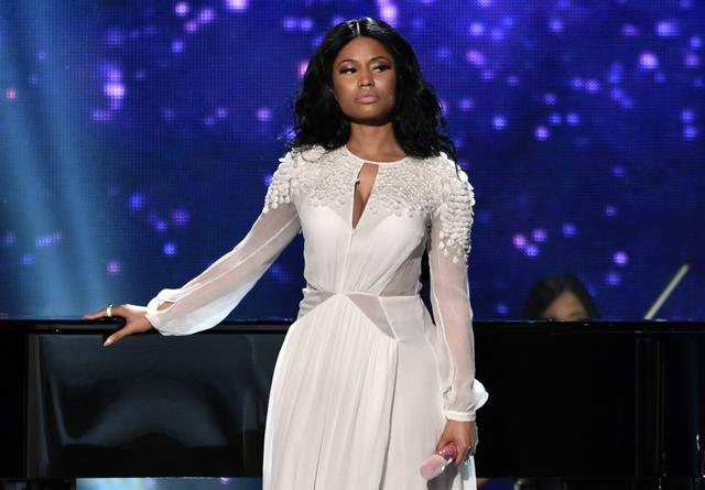 Nicki Minaj 2014 American Music Awards - Show