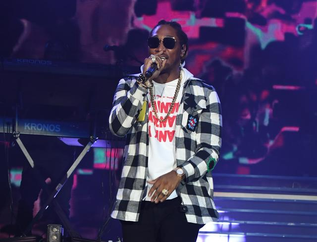 Future at 2017 Midtown Music
