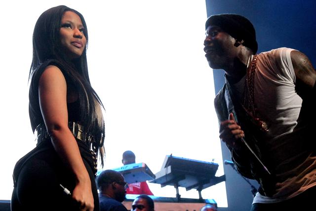 Nicki Minaj Power 105.1's Powerhouse 2015 - Show