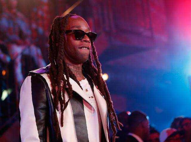 Ty Dolla $ign at MTV's Wonderland Live Show