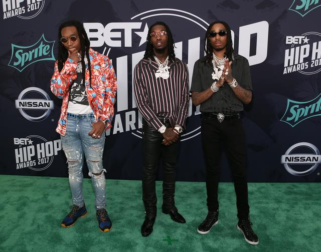 Migos at BET Awards