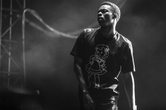 Vince Staples at Camp Flog Gnaw Carnival 2017