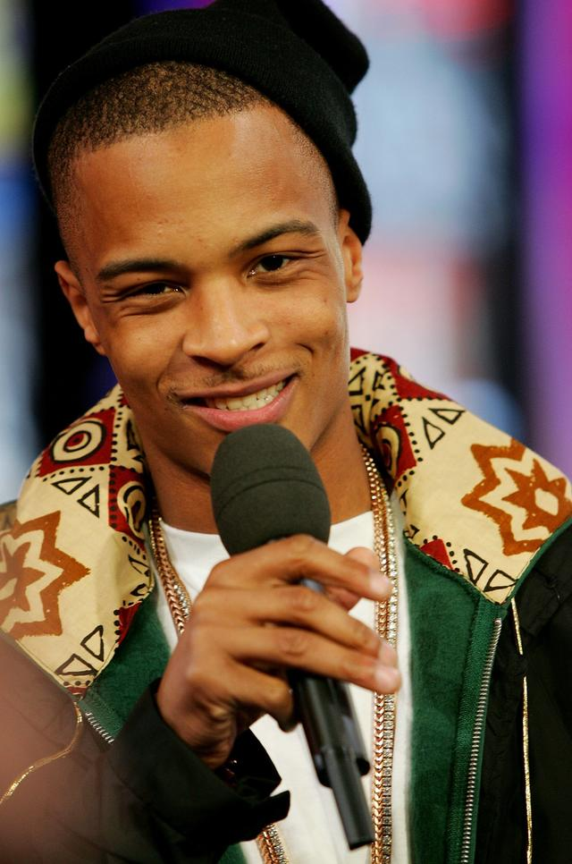 T.I. at TRL in 2006