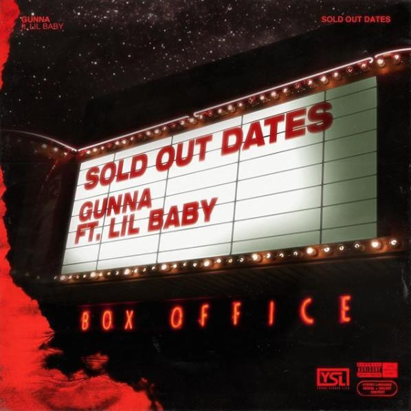lil baby and gunna sold out dates art