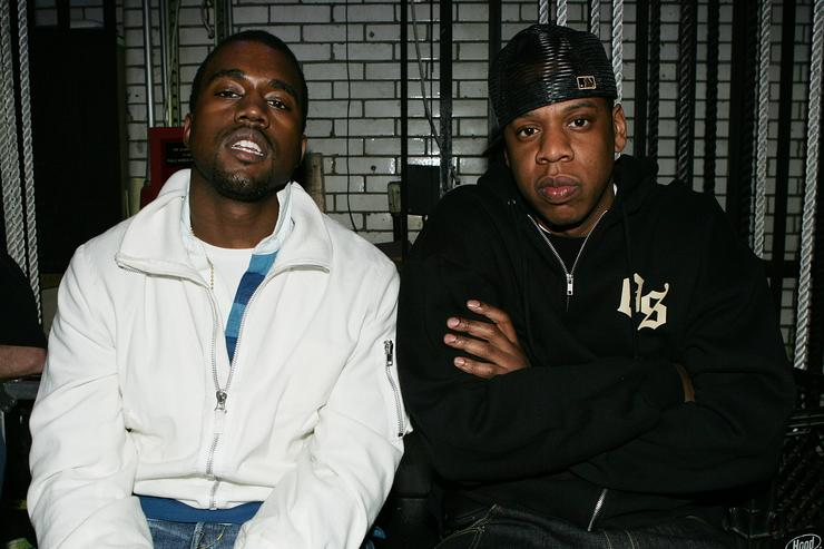 Top 10 jay z x kanye west collaborations malvernweather Choice Image
