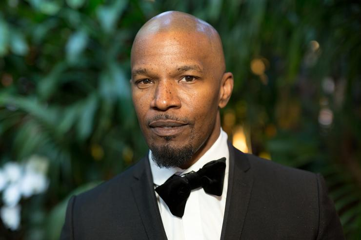 TV Jamie Foxx Accused Of Slapping A Woman With His Penis
