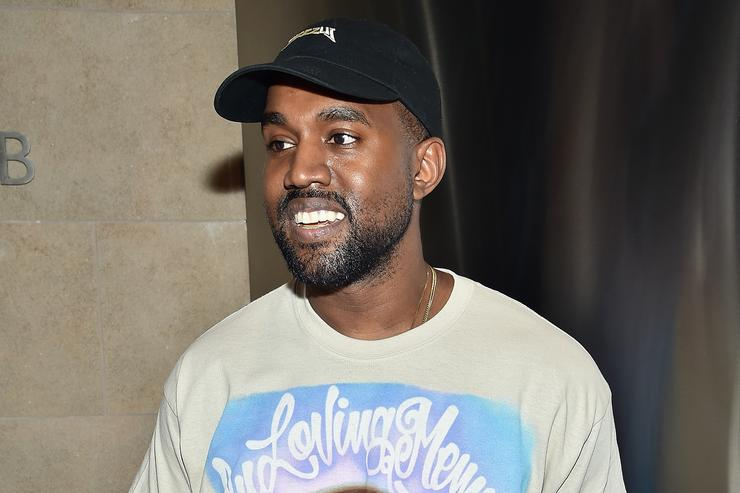 Kanye West's Father Diagnosed With Prostate Cancer
