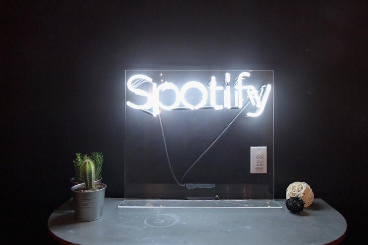 Spotify testing ad skipping for free users