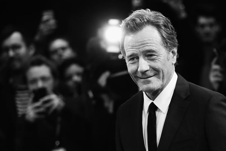 Bryan Cranston responds to Breaking Bad movie news