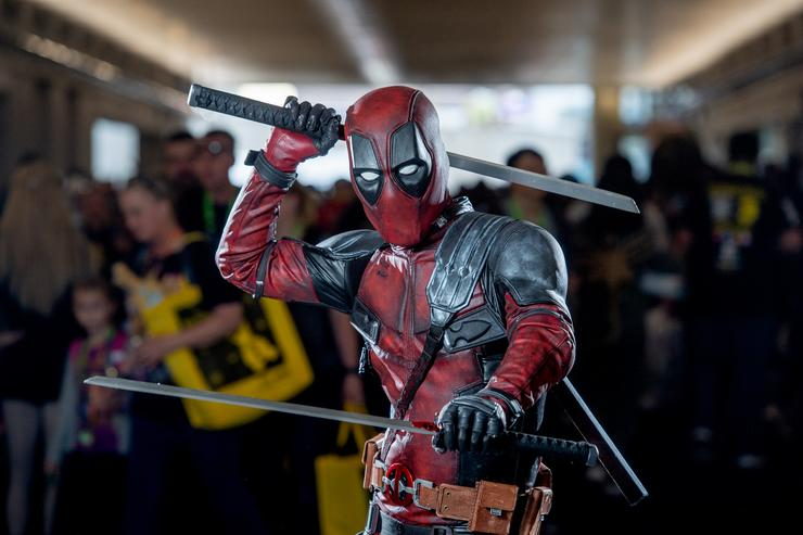 The Deadpool Xmas Flick Nods To 'The Princess Bride' In First Trailer