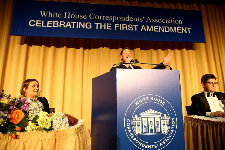 White House Correspondence Dinner Ditches Comedy, Hires A Historian