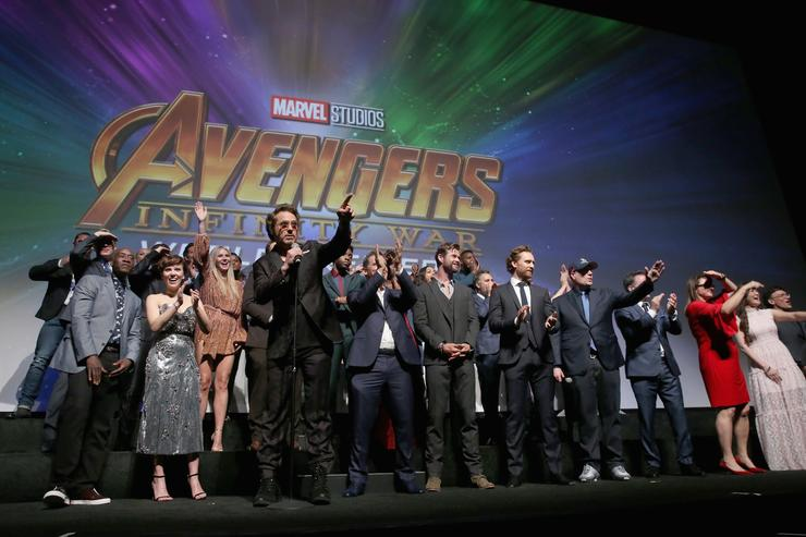 The first trailer to Avengers 4 rumored to drop TOMORROW
