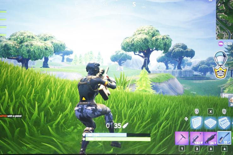 Fortnite gamer charged after 'hitting pregnant wife' during live stream