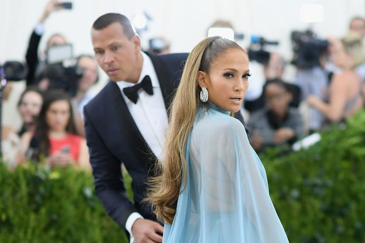 Jennifer Lopez is Supported by Boyfriend Alex Rodriguez at 'Second Act' Premiere!
