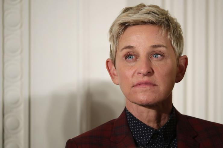 Ellen DeGeneres signals end of talkshow could be near