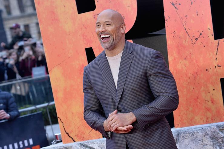 Dwayne Johnson gives mom new home; shares Instagram video of her reaction