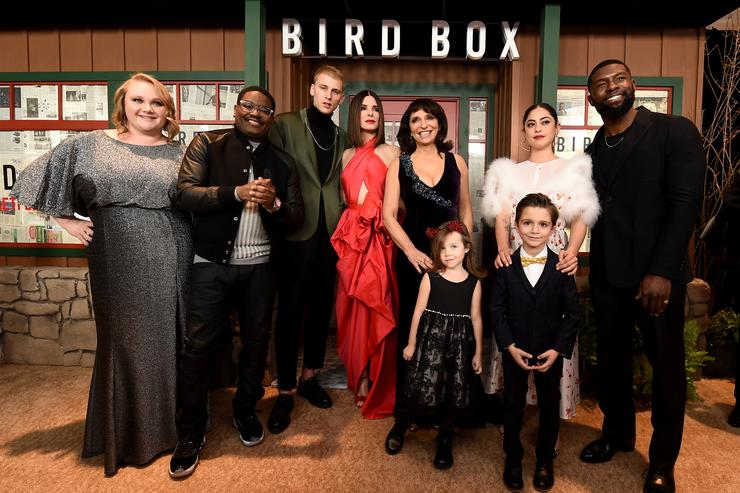 Bird Box Monster From Cut Scene Revealed
