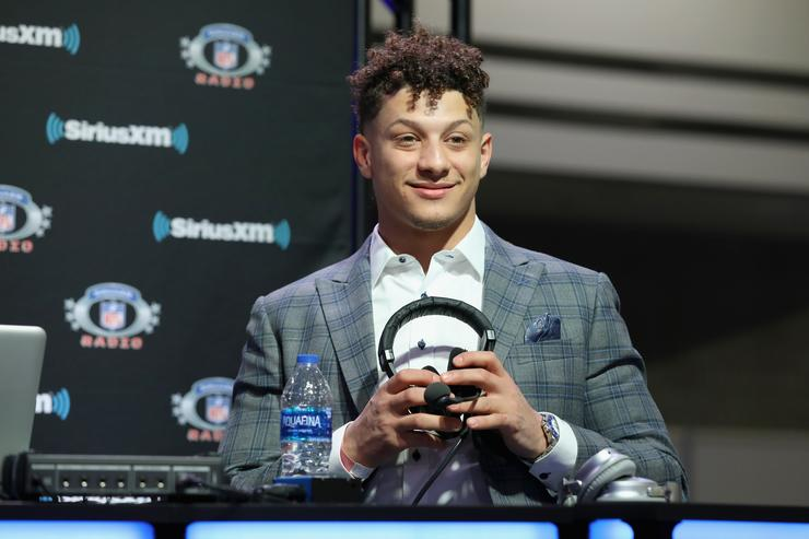 Chiefs GM -- No more basketball for Patrick Mahomes