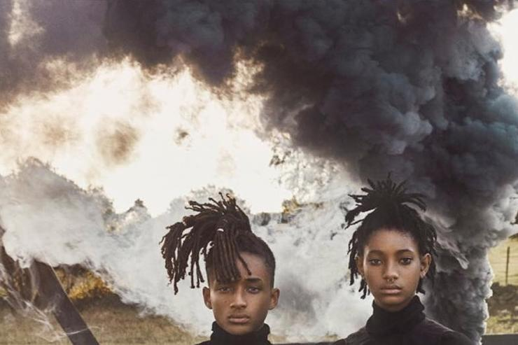 Jaden Smith Willow Smith