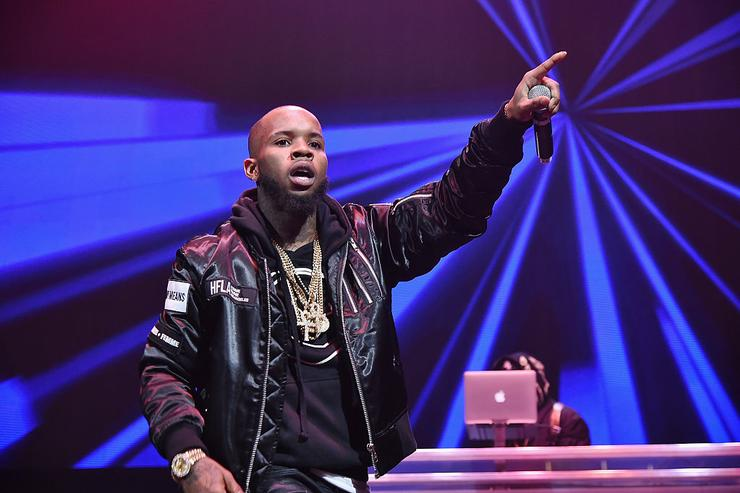 Tory Lanez performs onstage during Power 105.1's Powerhouse 2016 at Barclays Center on October 27, 2016 in New York City.