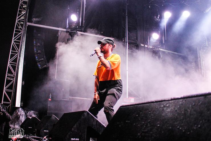 Russ at Osheaga 2017
