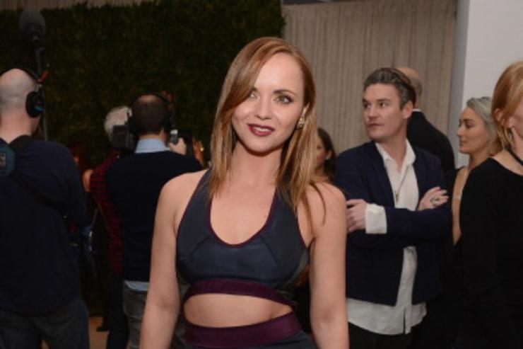 Actress Christina Ricci attends The Ninth Annual CFDA/Vogue Fashion Fund Awards at 548 West 22nd Street on November 13, 2012 in New York City