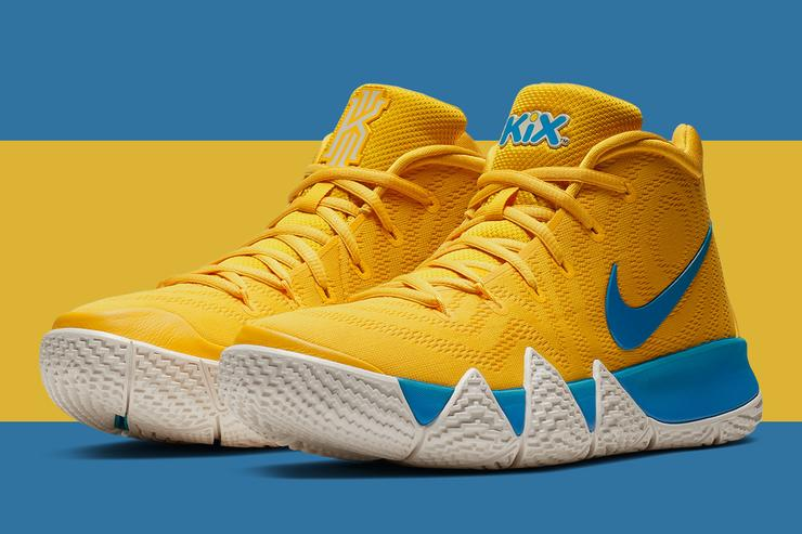 bbfae11073688d What Are Cereals In The Kyrie Nike Shoes