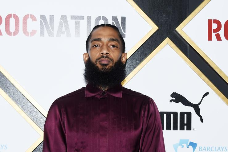 #NipseyHussleForever: Candlelight Vigil Held Outside Store Where He Was Tragically Killed