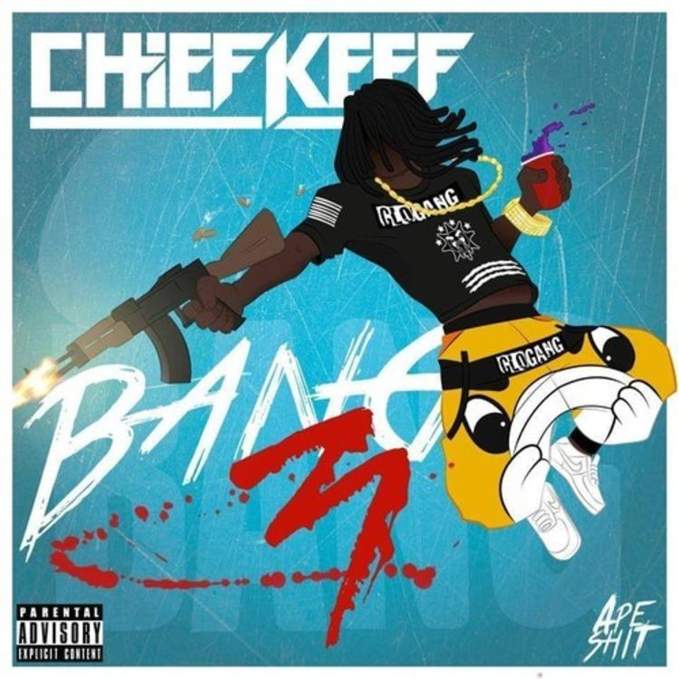 chief keef albums