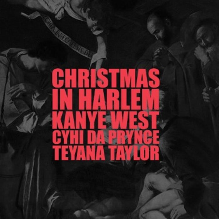 Kanye West Christmas In Harlem.Kanye West S Christmas In Harlem With Teyana Taylor Cyhi The