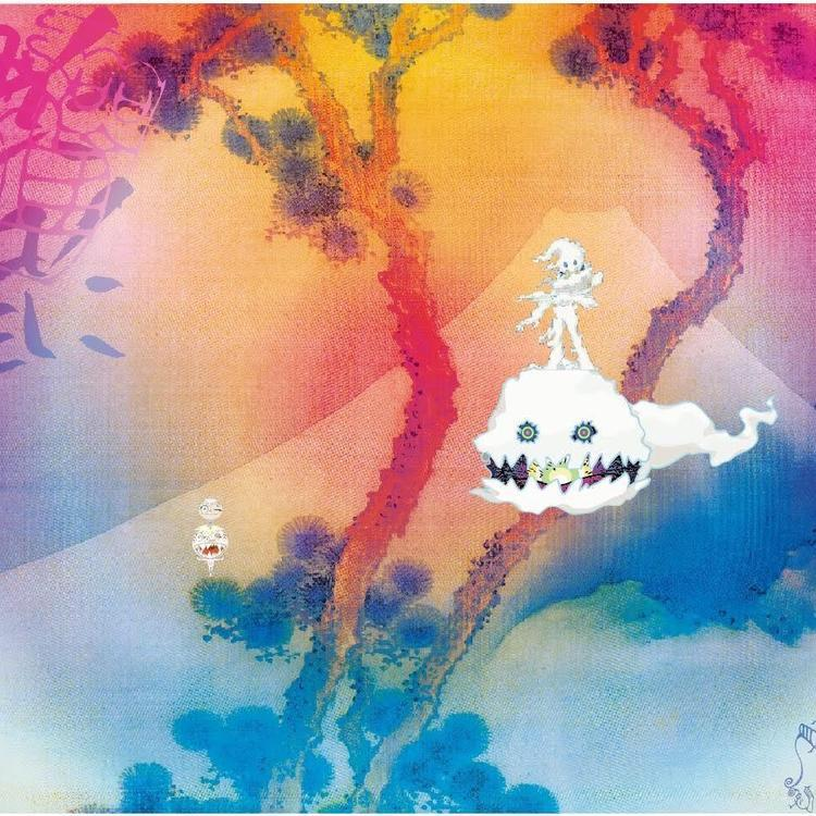 Listen to Kanye West & KiD CuDi's 'KIDS SEE GHOSTS' album…