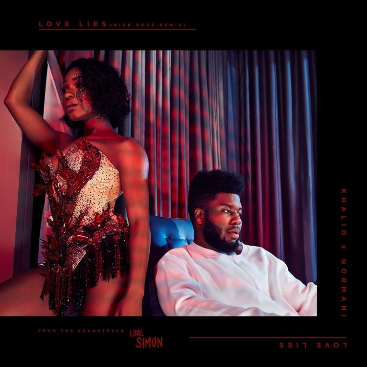 Khalid & Normani Feat. Rick Ross - Love Lies (Remix) - Image ~ Naijabang
