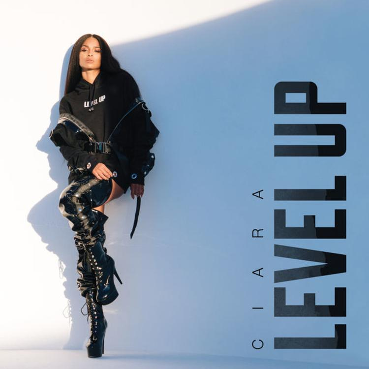 Level Up by Ciara album cover