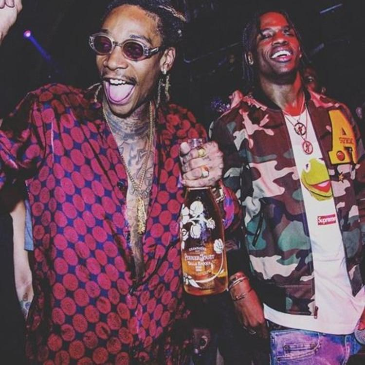 Wiz Khalifa - Trippin Ft. Travis Scott