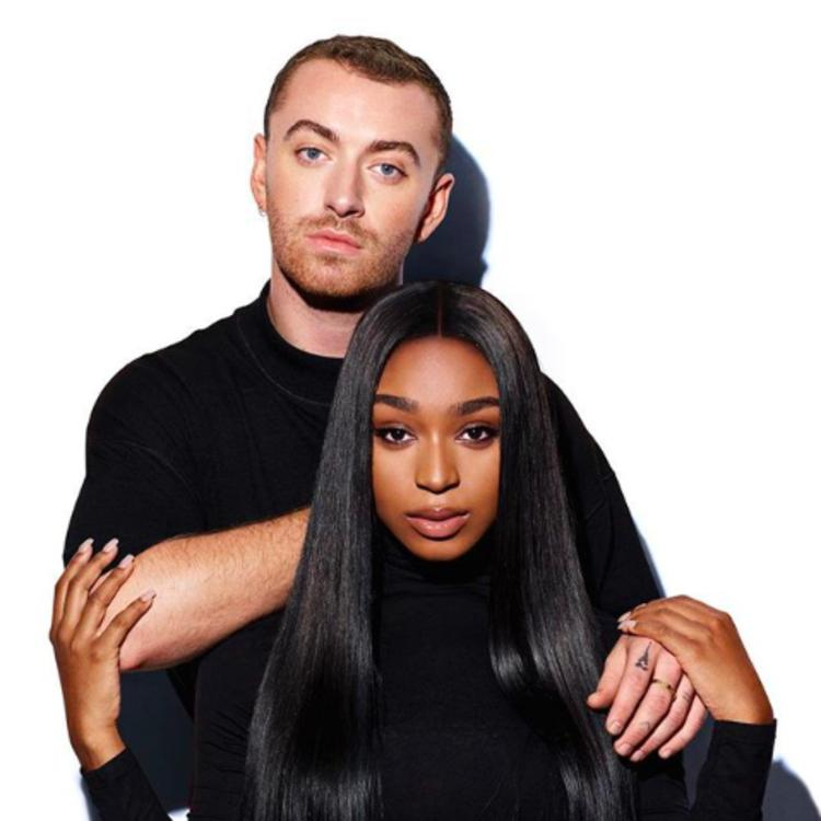 Sam Smith & Normani Drop Slow Jam 'Dancing With A Stranger'