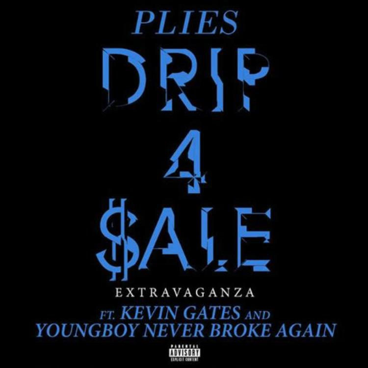 Plies Links With Kevin Gates & NBA YoungBoy For