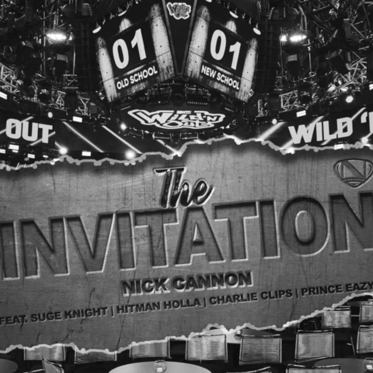 Nick Cannon Responds to Eminem's Diss Track with New Song 'The Invitation'