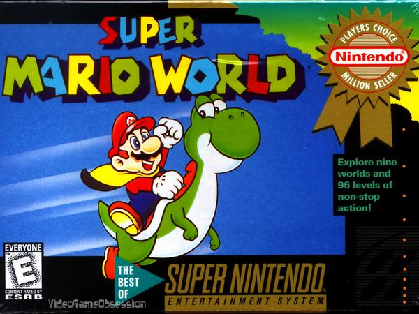 The 10 Best Nostalgic Games Included With The SNES Classic